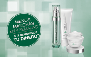 ¡Dile Adiós A Las Manchas Con Anew Clinical Total Clarify!